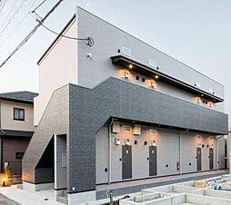 RECIDENCE ODASAGA(レジデンス オダサガ)[2階]の外観