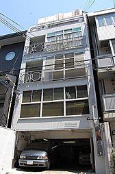 二条コーポ[3階]の外観