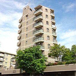 北海道江別市大麻沢町の賃貸マンションの外観