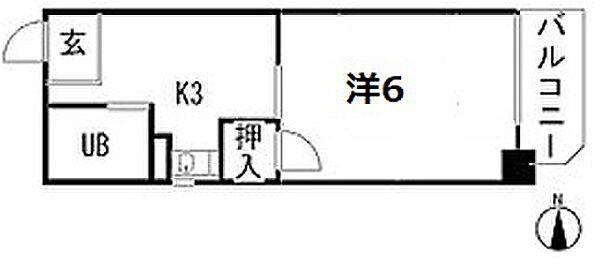 ハイライフ橋本町 5階の賃貸【広島県 / 広島市中区】