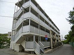 兵庫県姫路市書写台2丁目の賃貸マンションの外観