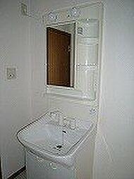 プリマベーラの洗面