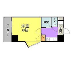 福岡県北九州市小倉南区北方4丁目の賃貸マンションの外観