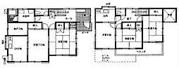 [一戸建] 埼玉県さいたま市浦和区本太5丁目 の賃貸【/】の間取り