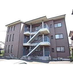 静岡県静岡市葵区羽鳥の賃貸マンションの外観