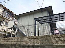シャンテ香里[2階]の外観