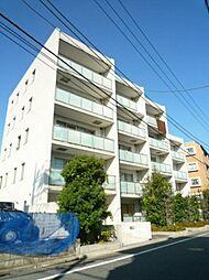 東京都大田区上池台5丁目の賃貸マンションの外観