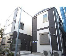 東京都品川区小山6丁目の賃貸アパートの外観