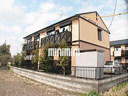 オリーブハウス B[1階]の外観