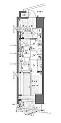 ZOOM都庁前(ズーム都庁前)[10階]の間取り