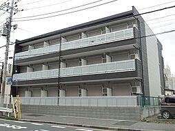 リブリ・ヴァンクール勝田台北[1階]の外観