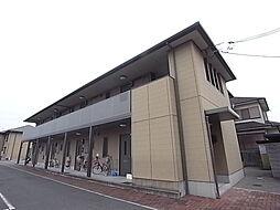 兵庫県高砂市曽根町の賃貸アパートの外観