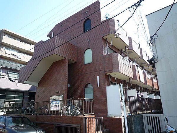 ヤマト青葉台ハウス[1階]の外観