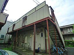 サンハイツ新松戸B[1階]の外観