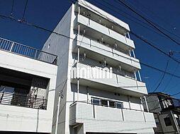 静岡県静岡市駿河区中田1丁目の賃貸マンションの外観