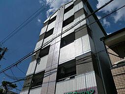 MKマンション[1階]の外観