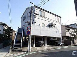 [テラスハウス] 神奈川県横浜市中区本牧間門 の賃貸【/】の外観
