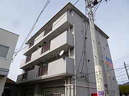 桜台染谷ハイツ[401号室]の外観
