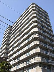 ライオンズマンション綾瀬・谷中公園[8階]の外観