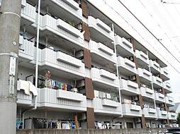 京都府京都市西京区牛ケ瀬奥ノ防町の賃貸マンションの外観