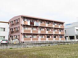 鹿児島県霧島市国分福島3丁目の賃貸マンションの外観