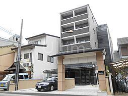 ベラジオ堀川今出川[4階]の外観