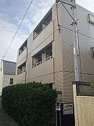 東京都品川区中延4丁目の賃貸マンションの外観