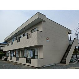 オノザトハイツII[1階]の外観
