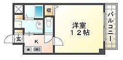 メゾン・ドゥ・ファミリーI[2階]の間取り