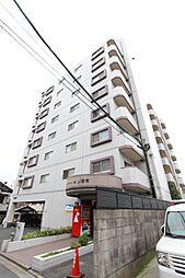 福岡県北九州市八幡東区諏訪1丁目の賃貸マンションの外観