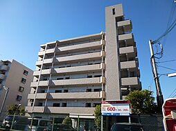 大阪府大阪市平野区喜連西1丁目の賃貸マンションの外観