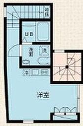 ネオス中板橋[2階]の間取り