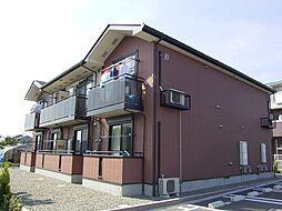 Seis豊潤 B棟[2階]の外観