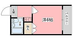 西飾磨駅 3.8万円
