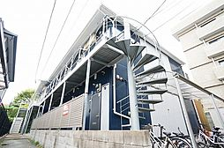福岡県福岡市南区井尻3丁目の賃貸アパートの外観