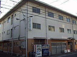 愛知県名古屋市中区松原1丁目の賃貸アパートの外観