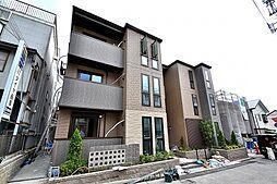 兵庫県神戸市灘区灘北通4丁目の賃貸マンションの外観