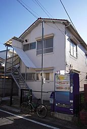 東京都世田谷区赤堤3丁目の賃貸アパートの外観