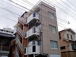 兵庫県神戸市兵庫区中道通6丁目の賃貸マンションの外観