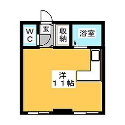コア・ロード[2階]の間取り