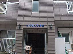 愛知県名古屋市中村区靖国町2丁目の賃貸マンションの外観