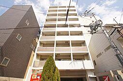 大阪府大阪市阿倍野区王子町3丁目の賃貸マンションの外観