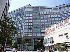 デパート新宿タカシマヤまで1450m