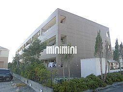 愛知県小牧市大字間々原新田の賃貸マンションの外観