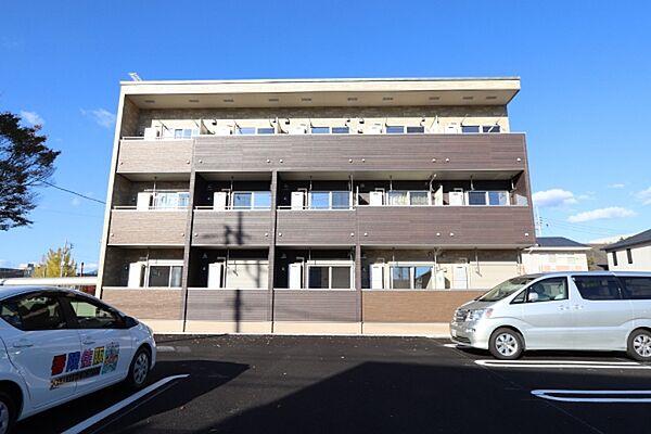 エクセロン 1階の賃貸【茨城県 / つくば市】