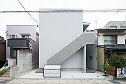 愛知県名古屋市緑区鳴海町字上汐田の賃貸アパートの外観