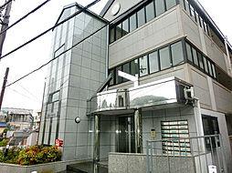 兵庫県神戸市須磨区車字古川の賃貸マンションの外観