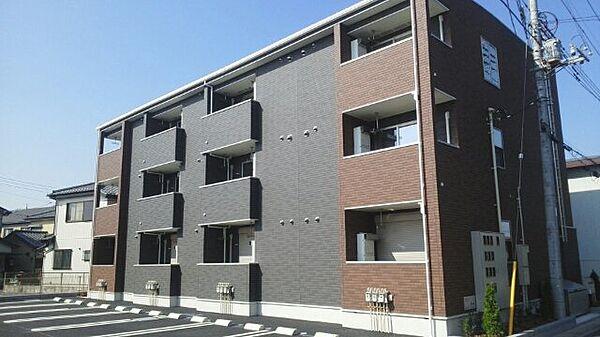 埼玉県久喜市葛梅1丁目の賃貸アパートの外観