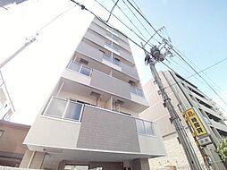 兵庫県神戸市東灘区魚崎北町6丁目の賃貸マンションの外観