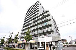愛知県豊田市朝日町3丁目の賃貸マンションの外観